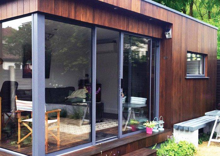 Cube Garden Room Range - Gardenrooms