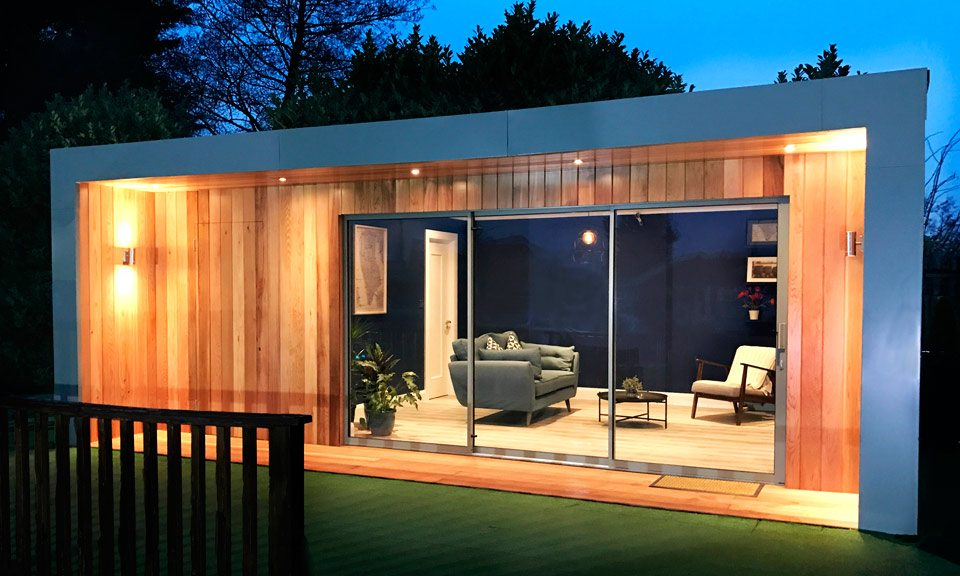 Garden Rooms Ireland - Architecturally Designed Garden Rooms