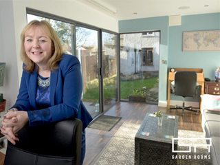 Multi Purpose Garden Room Case Study - Niamh O'Carroll