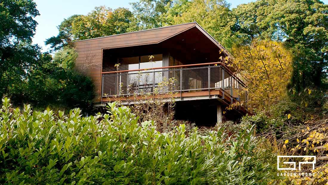 1. Bespoke - Garden Rooms - Dublin Designs