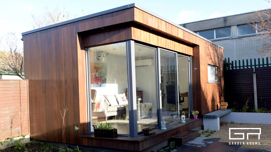 1. Cube 23 - Garden Rooms - Dublin Designs