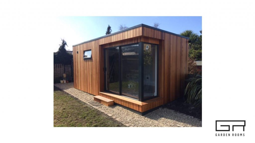 Garden Rooms Designs Cube 23 Home Office Solutions