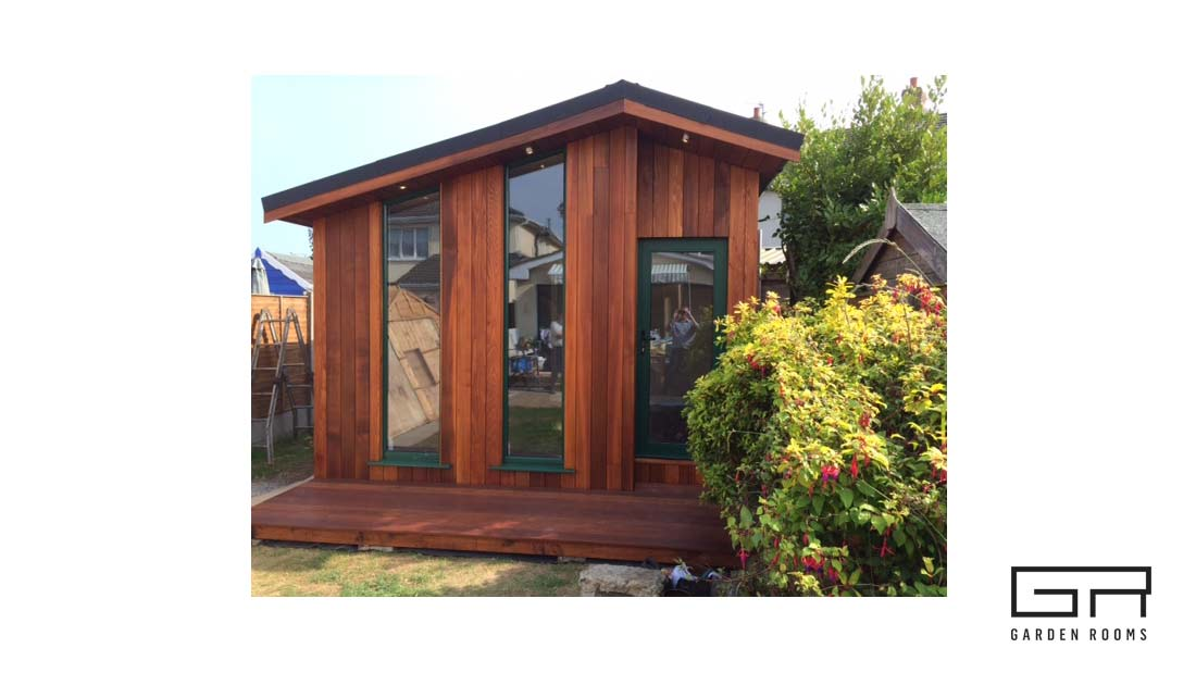 5. Cube Pitched Roof - Garden Rooms - Dublin Designs
