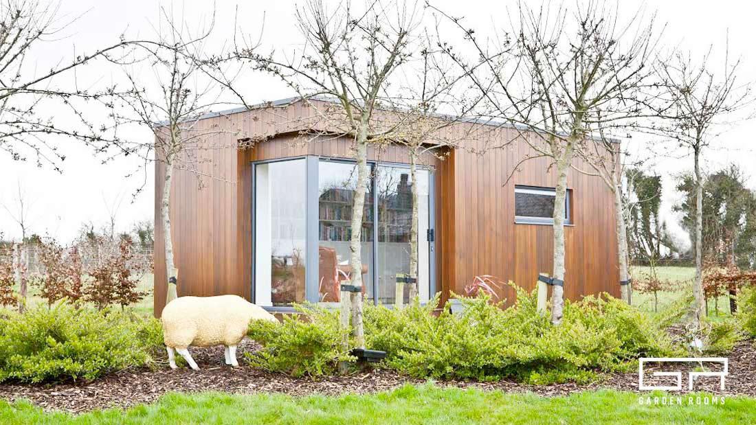6. Cube 25 - Garden Rooms - Dublin Designs