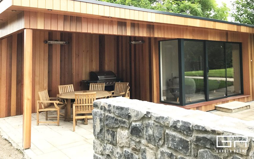 Bespoke Garden Room - Alan Buckley