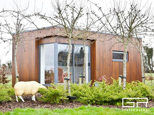 Garden Rooms Architecturally Designed Garden Rooms Home Offices