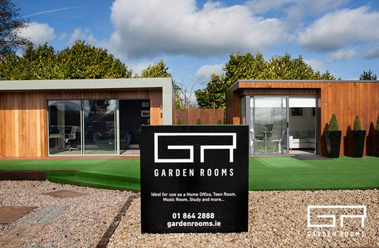 Showroom - Garden Rooms Ireland