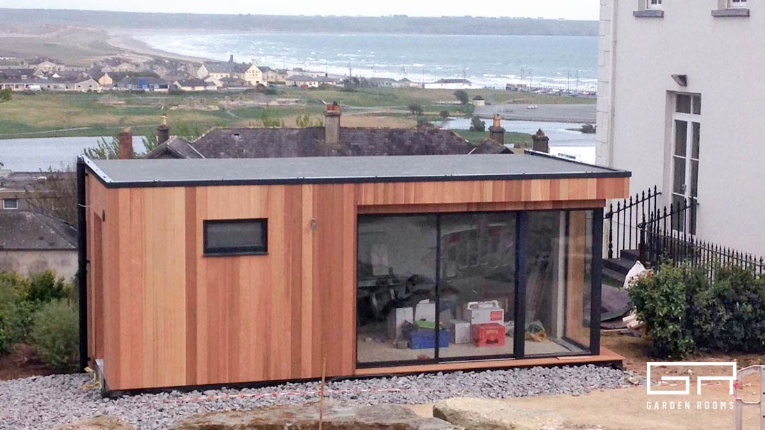 Commercial Cube - Garden Rooms - 1