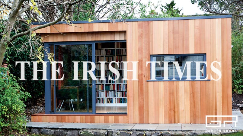 Garden Rooms in the Irish Times
