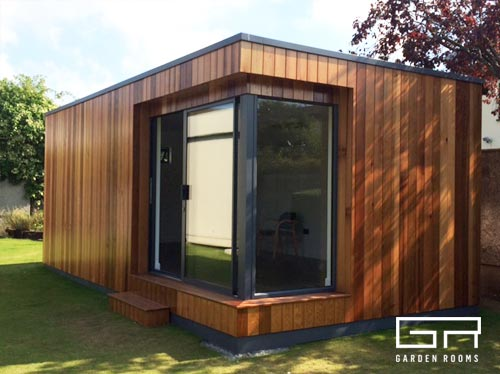 Commercial Cubes Garden Rooms Dublin