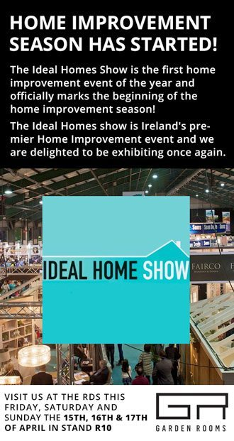 Home Improvement Season Has Started - Ideal Homes Show 2016