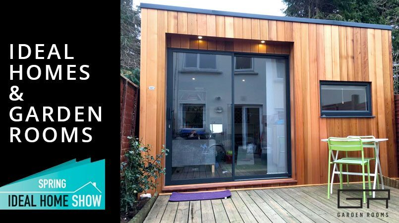 Ideal Homes Show & Garden Rooms - Home Improvements Show Dublin