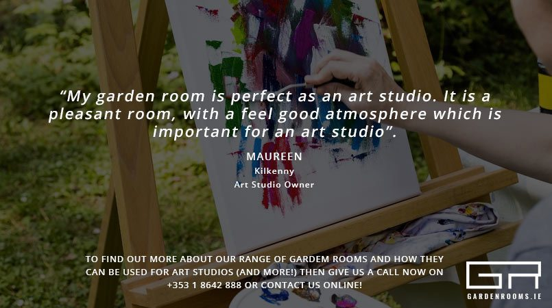 Art Studio in Garden - Garden Rooms