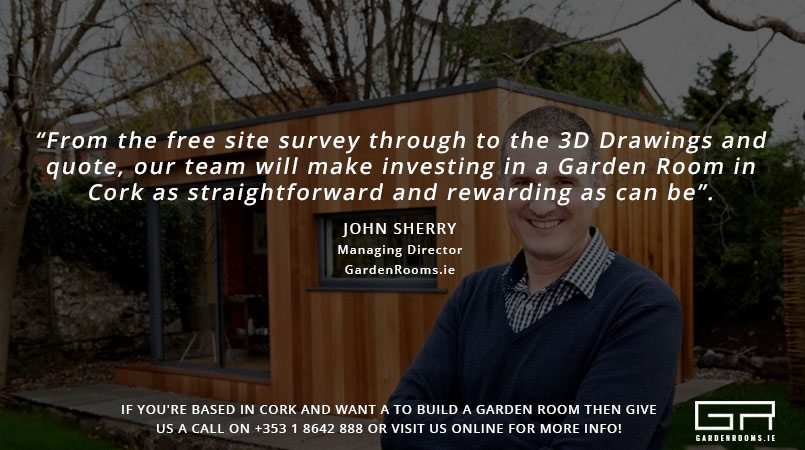 Garden Rooms in Cork - John Sherry Garden Rooms
