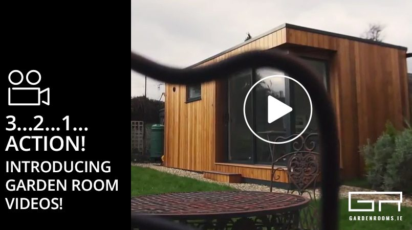 Garden Room Videos - Garden Rooms Ireland