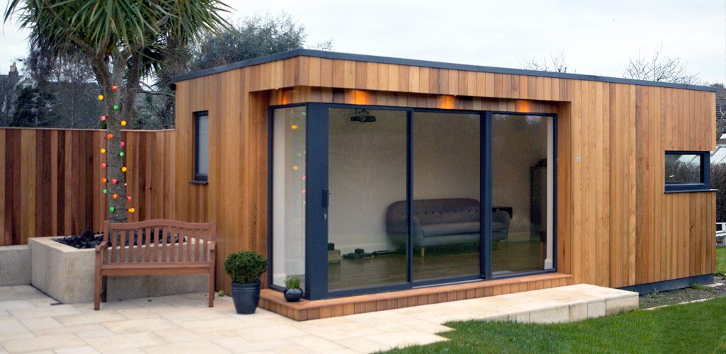 Cube 25 - Garden Rooms Range