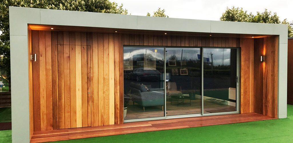 Ultimate Exterior - Garden Rooms Range