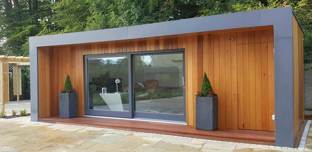 Ultimate - Garden Rooms Range Close Up