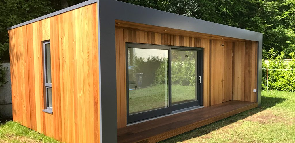 Ultimate - Garden Rooms Range - Exterior