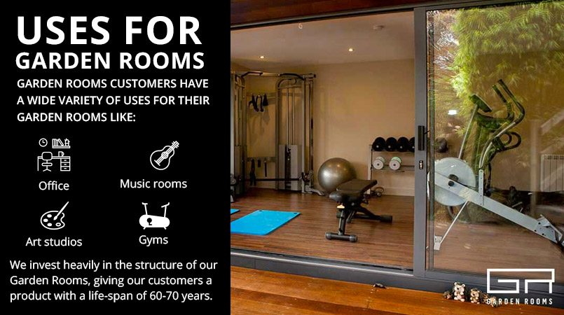 Uses For Garden Rooms