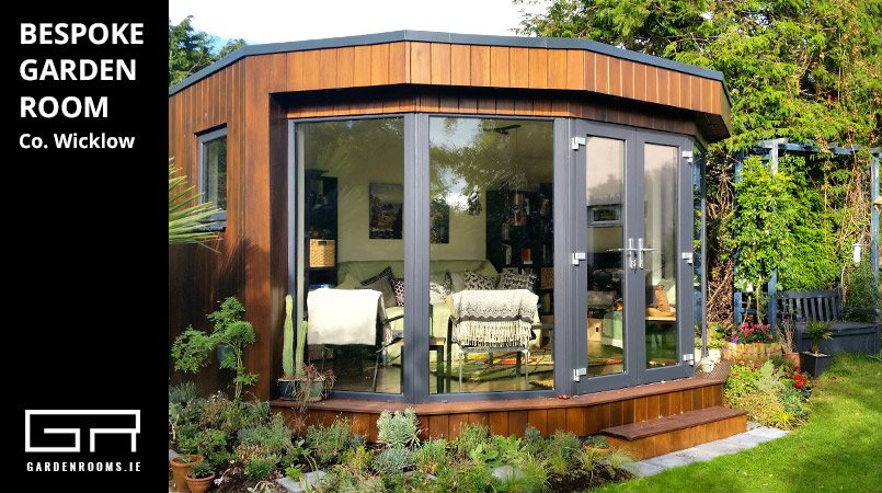 One project manager 50 garden rooms and counting for Bespoke garden rooms