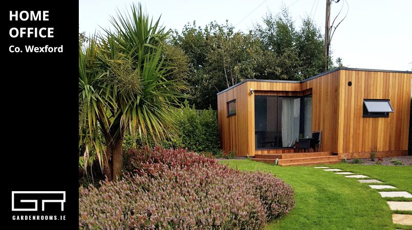 Home Office Garden Room Wexford
