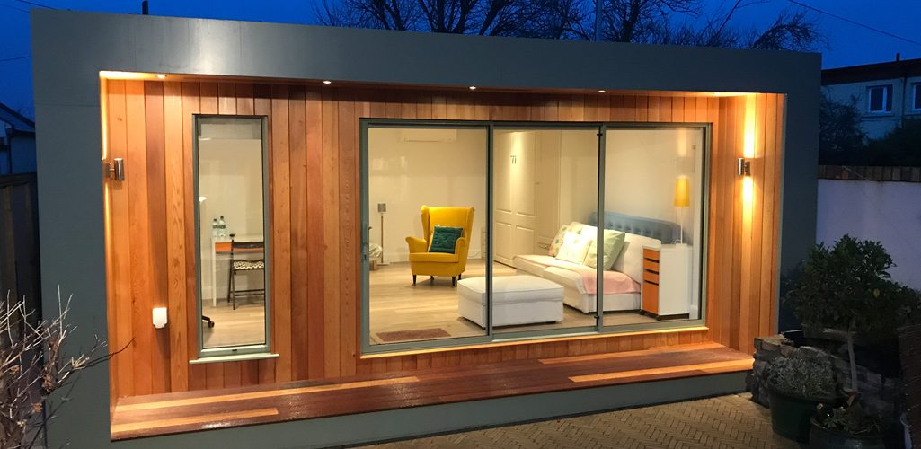 Ultimate 33 Exterior - Garden Rooms