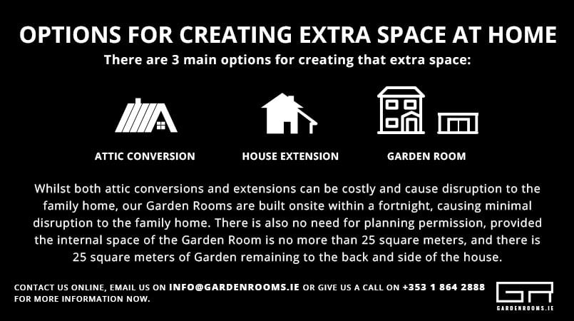 Create Extra Space at Home