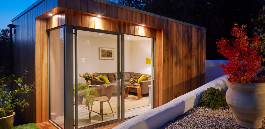 Cube Design - Garden Rooms - Ireland