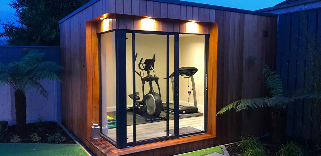Cube Design - Gym Room - Ireland
