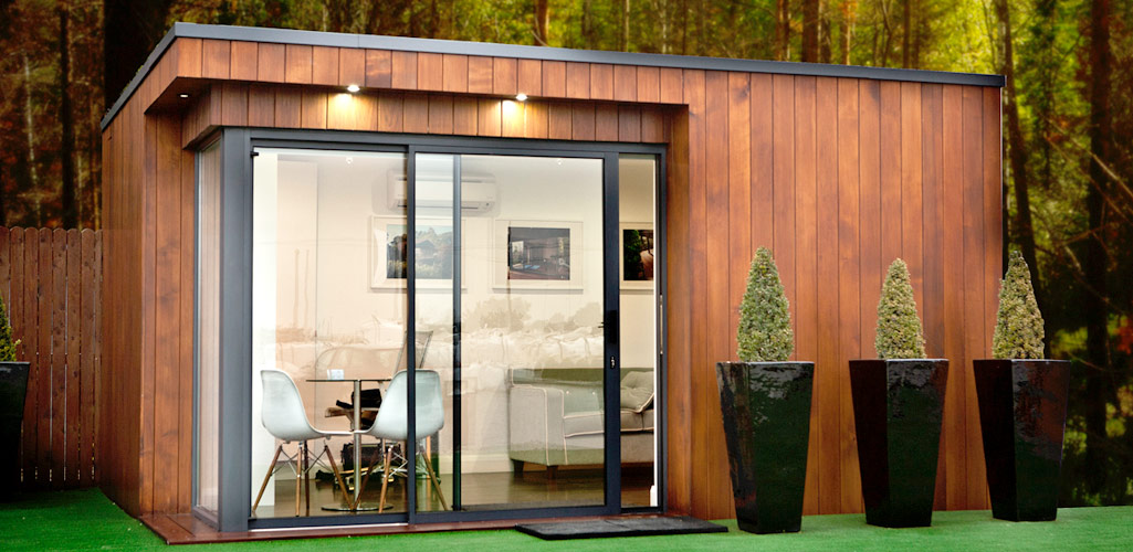 Cube Design - Home Office - Garden Rooms Ireland