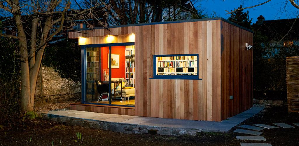 Cube Range - Home Office Space - Garden Rooms Ireland