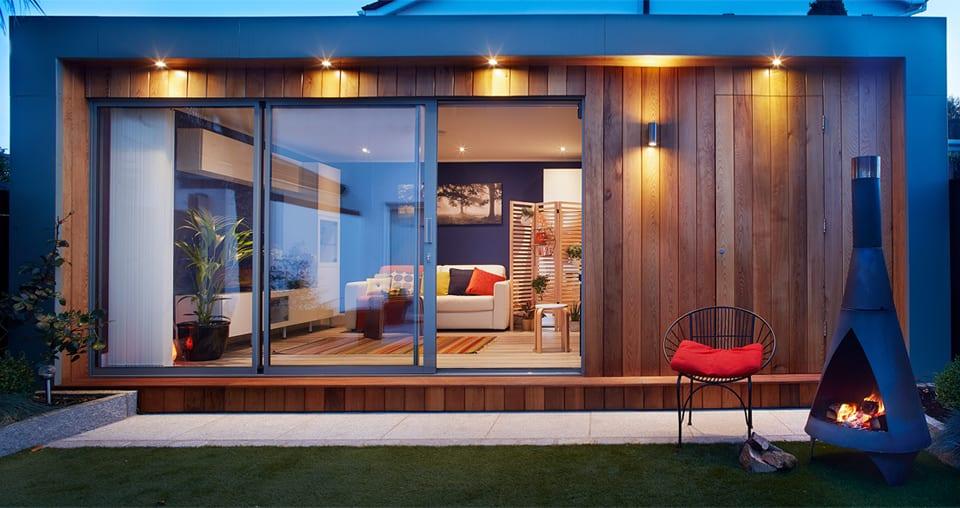 Luxury Garden Rooms - Garden Rooms Ireland