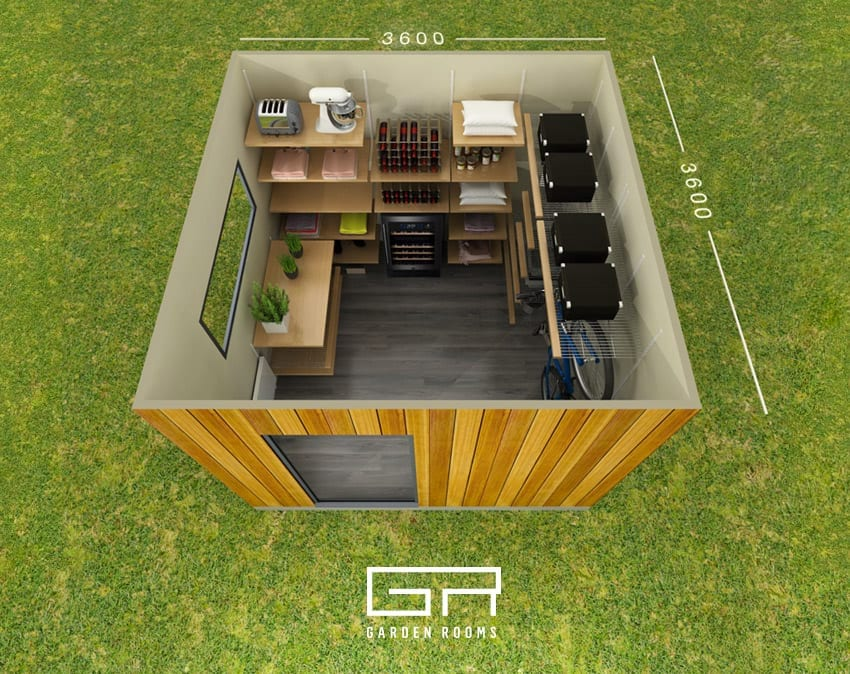 Store Haus 13 - Garden Rooms - Ireland