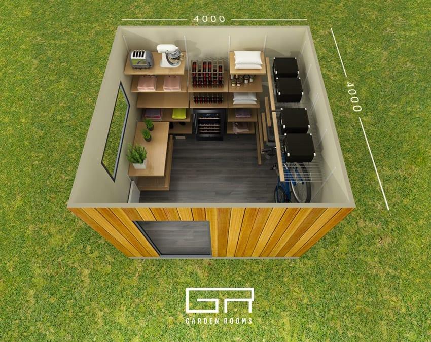 Store Haus 16 - Garden Rooms - Ireland