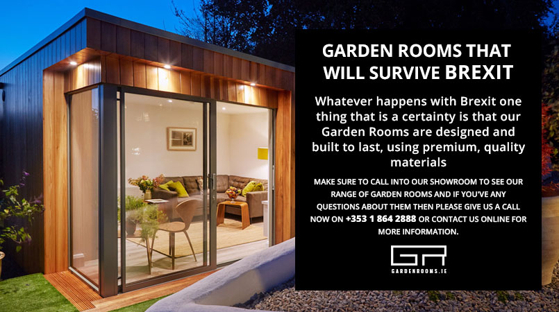 Garden Rooms That Last - Garden Rooms Ireland