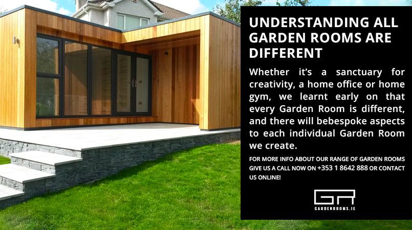 Bespoke Garden Rooms - Ireland