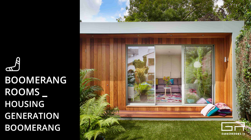 Boomerang Rooms - Housing Generation Boomerang - Gardenrooms Dublin