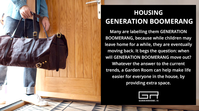 Housing Generation Boomerang - Garden Rooms Ireland
