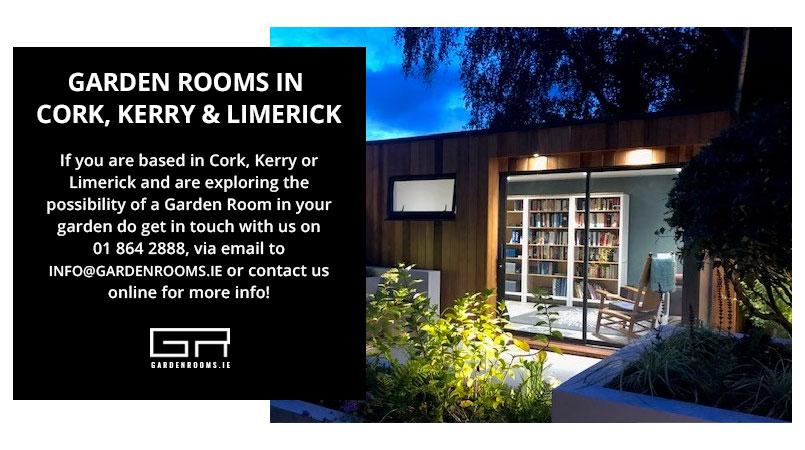 Garden Rooms in Kerry Cork Limerick - Ireland