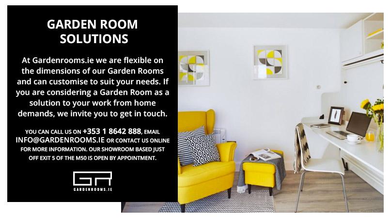 Garden Rooms Solutions - Office Space - Ireland