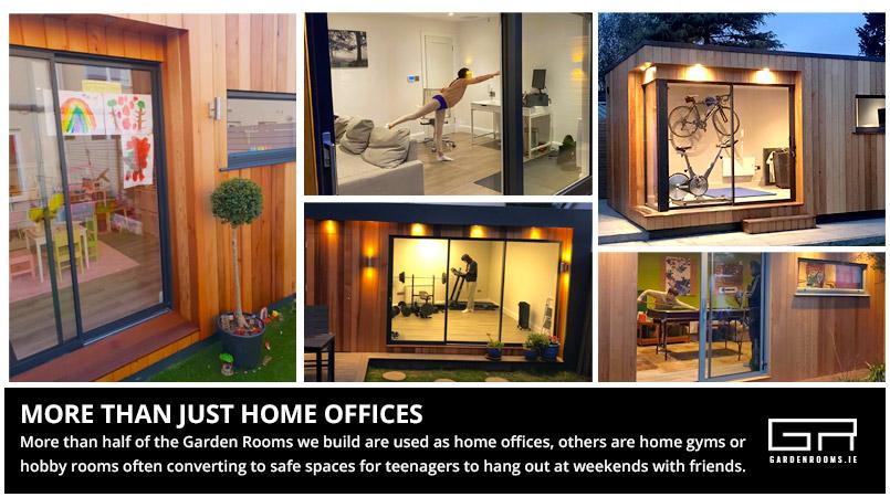 Garden Rooms - More Than Home Offices - Ireland